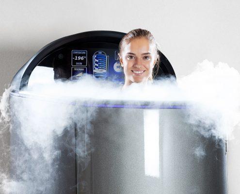 Producten Cryosauna Nederland cryotherapie