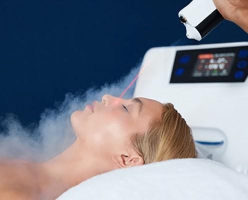 Cosmetische cryotherapie