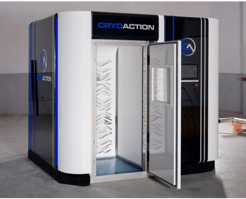 Cryokamers CryoAction solo